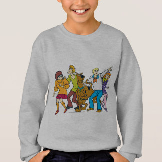 Whole Gang 13 Mystery Inc Sweatshirt