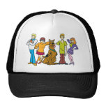 Whole Gang 14 Mystery Inc Mesh Hat