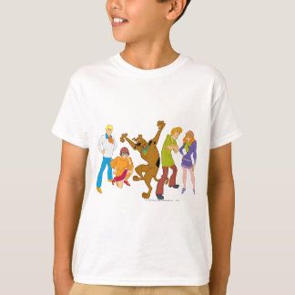 Whole Gang 16 Mystery Inc T-shirts