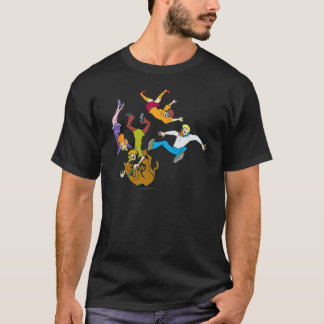 Whole Gang 17 Mystery Inc T-Shirt