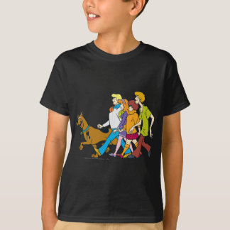Whole Gang 18 Mystery Inc Tees