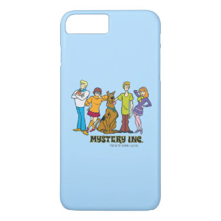 Whole Gang Mystery iPhone 8 Plus/7 Plus Case