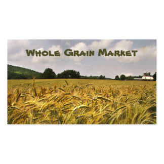 Whole Grain Market Pack Of Standard Business Cards