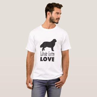Whole Lotta Love Newfoundland Dog Shirt