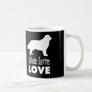 Whole Lotta Newfie Love Mug