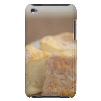 Whole of cheese on table Case-Mate iPod touch case