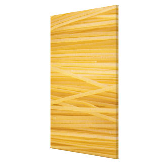 Whole wheat pasta canvas print