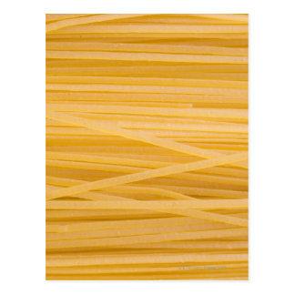 Whole wheat pasta postcard