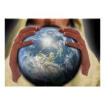 Whole World in His Hands Poster