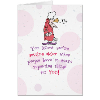 Older people greeting cards zazzle wholesale birthday cards bookmarktalkfo Images