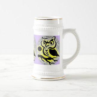 WHOO WHOO WHOO WISE OLE OWL COFFEE MUG