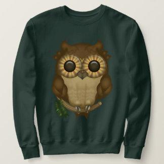 Whoolio The Cute Owl Sweatshirts