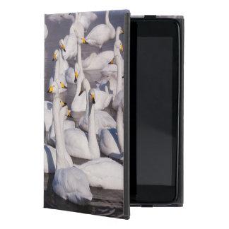 Whooper Swans, Hokkaido, Japan Cases For iPad Mini