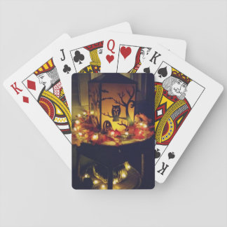 Who's Playing Cards