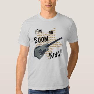 Who's the Boom King? Tshirt