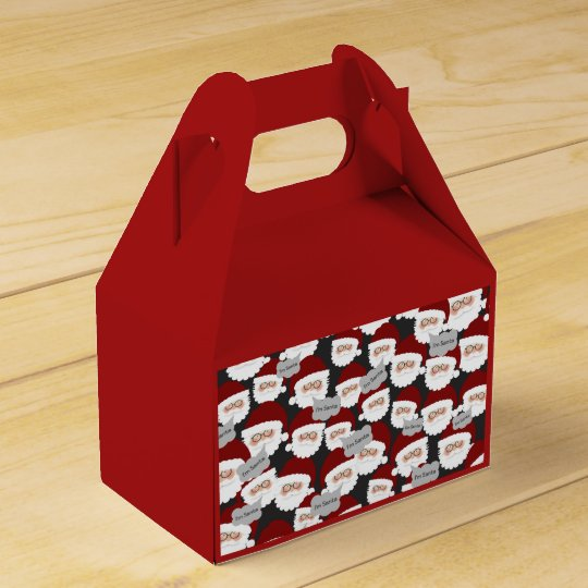 Who's the Real Santa? Favour Box