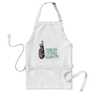 Who's Your Caddy? Standard Apron
