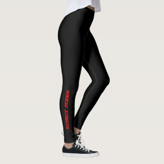 Whose Streets? Our Streets! Leggings