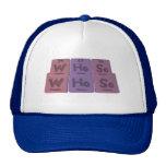 Whose-W-Ho-Se-Tungsten-Holmium-Selenium.png Trucker Hat