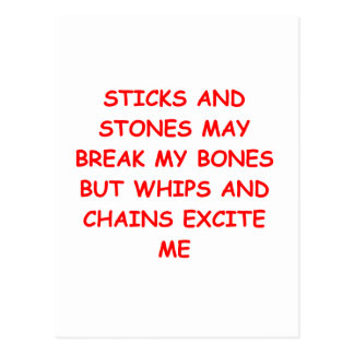 whps and chains postcard