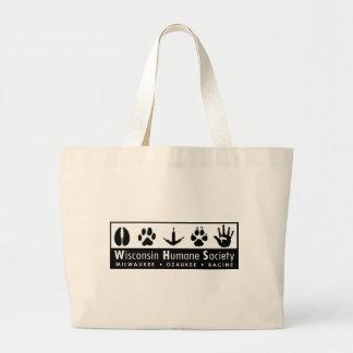 WHS Logo Large Tote Bag