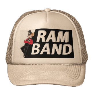 WHS Ram Band Hats