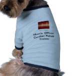 Why..Aorta....!!  Cardiac  rehab  buddy Shirt Dog Clothing