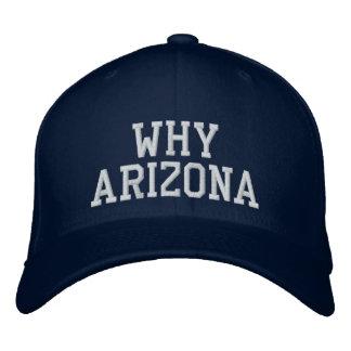 Why Arizona Embroidered Baseball Caps