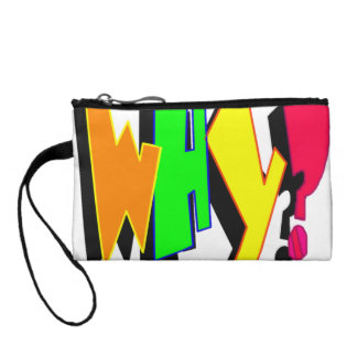 Why? Bagettes Bag Coin Purse