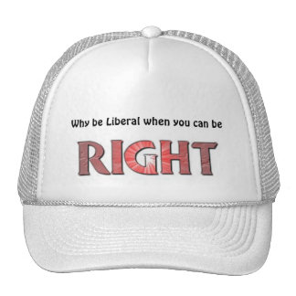 Why be Liberal? Cap