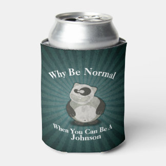 Why Be Normal Can Cooler