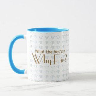 Why Fie? Mug