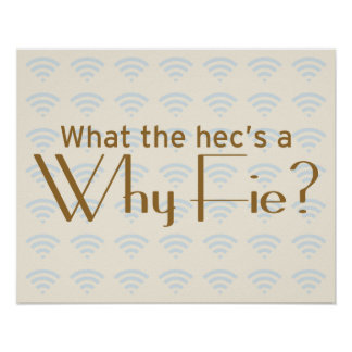 Why Fie? Poster