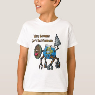 Why Gnomes Can't Be Hunters T-Shirt