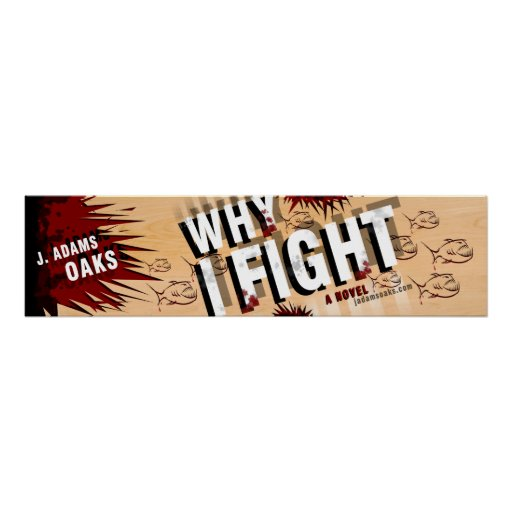WHY I FIGHT Poster