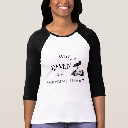 """Why is a Raven like a Writing Desk?"""