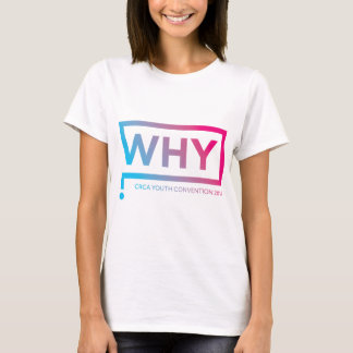 Why Logo Prints T-Shirt