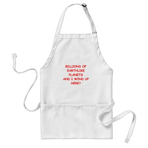 why me apron