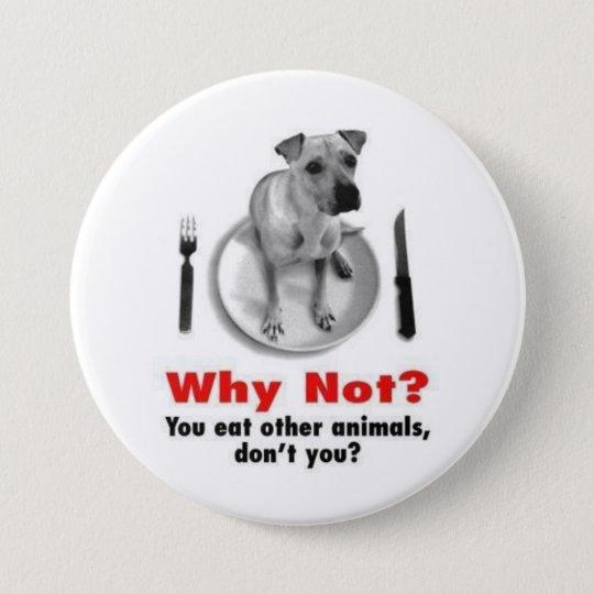 Why Not? 7.5 Cm Round Badge