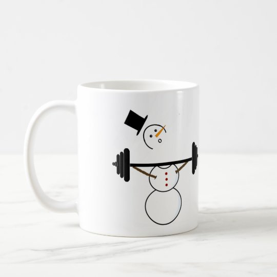 Why Snowmen should not snatch Coffee Mug