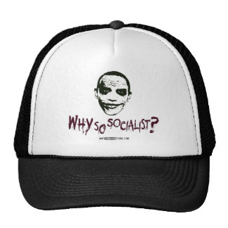 Why So Socialist? Hat