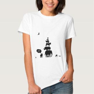 Why Take Freedom? Animal Stack. Tee Shirts