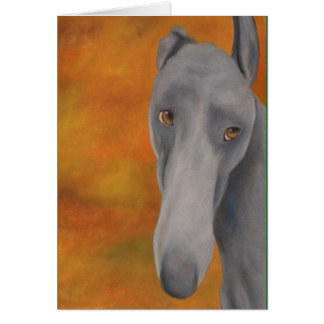 Why the Long Face? (a393) Card