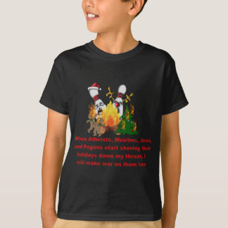 Why There's War On Christmas Shirts