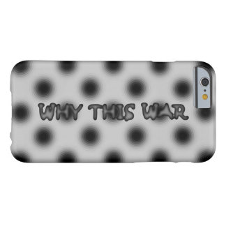 why this war barely there iPhone 6 case