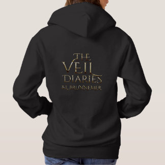 #WhyChoose The Veil Diaries Graphic Backside Hoodie