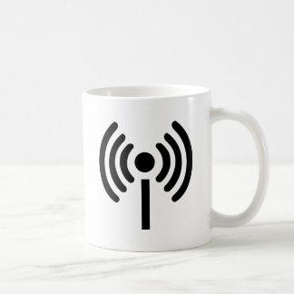 Wi Fi Symbol Coffee Mug