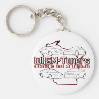 WI GM-Tuners Keychain