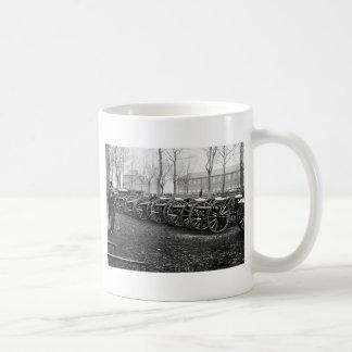 Wiard Guns at the Arsenal: 1862 Mug