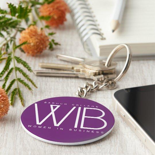 WIB Keychain